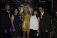 Lanzamiento de Avon Outspoken Party by FERGIE