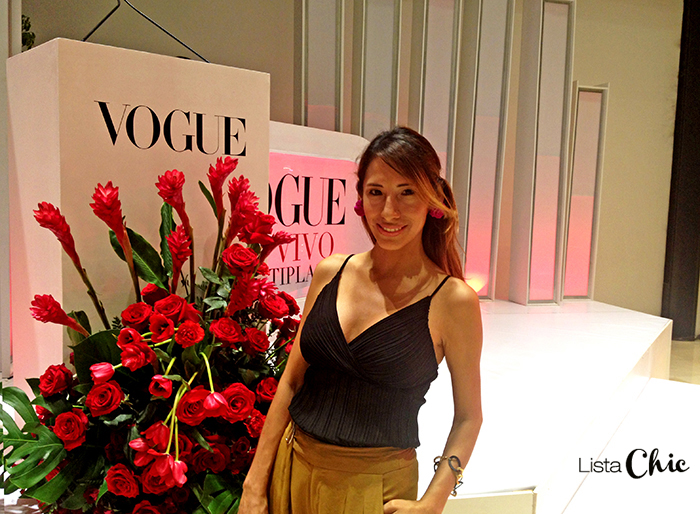 Vogue en vivo Panamá 2014